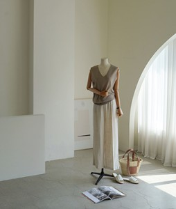 Arti V-neck[887] knit <br>