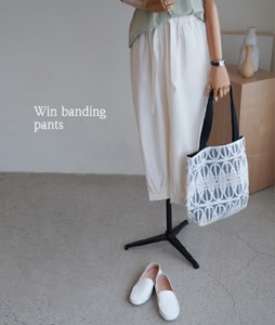 Win Banding[318] pants <br>