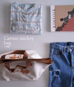 Cartoo Mickey[440] bag <br>