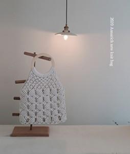 Knit Whale[463] bag <br>