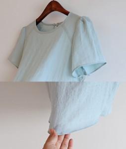 Titi Puff Cotton[568] bl <br>