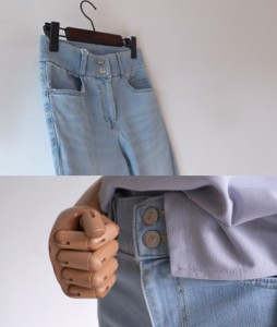 Lilk Denim[611] pt <br>