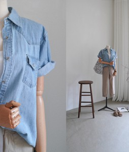 Plia Denim[972] bl <br>