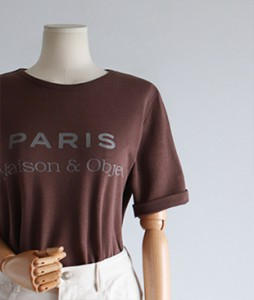 More Cotton[349] tee <br>