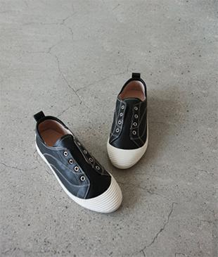 Pot leather [474] shoes <br>