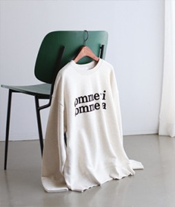 Comme cotton[553] tee <br>