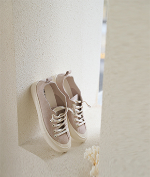Day stitch[650] sneakers(Beige) <br>