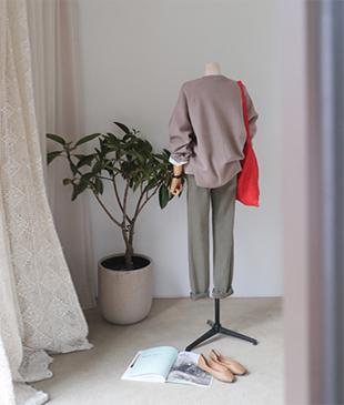 Fil Knit[658] cardigan <br>