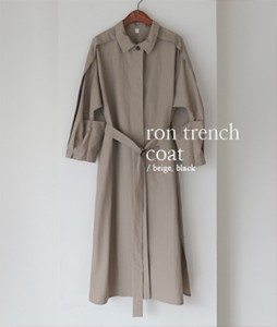 Ron Trench[716] coat <br>