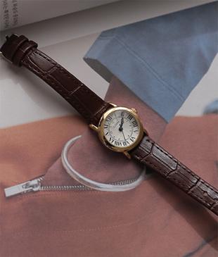 Weli Classic[801] round watch<br>
