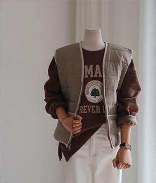 Lvery Padding[859] vest<br>