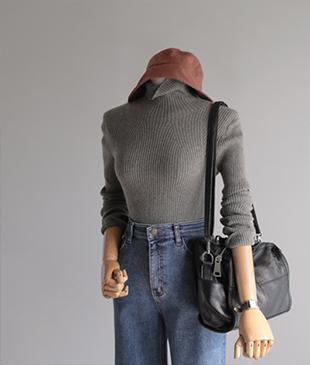 Yoli polo neck[216] knit<br>