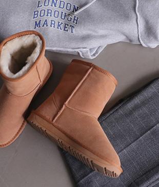 Classic short rig[614] boots<br>