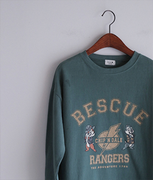 Bescue cotton[626] tee<br>