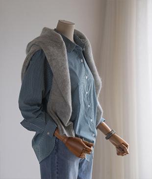 Ninu Check[941] shirt<br>