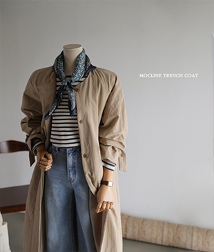 Mocline Trench[055] coat<br>