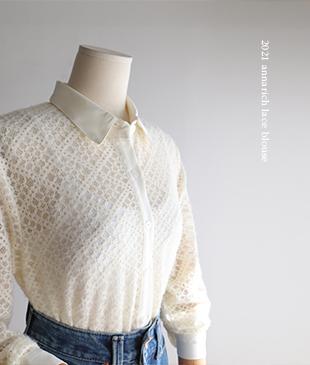Ette spanlace[061] blouse<br>