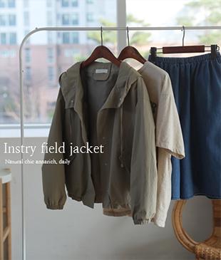 Instry field jacket 83 jacket<br>