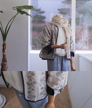 Franc Patterns12 jacket<br>